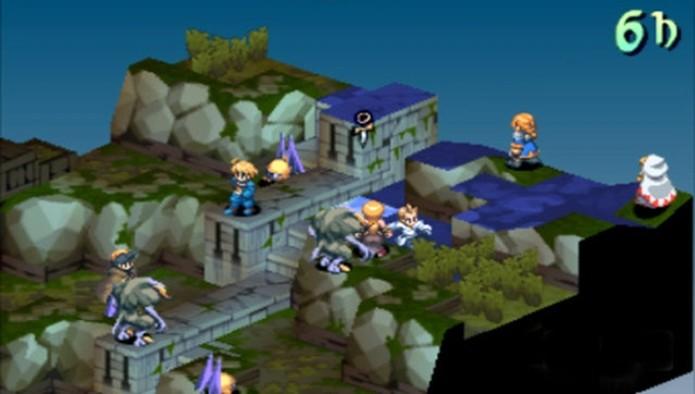 Final Fantasy Tactics: The War Of The Lions (Foto: Divulgação)