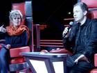 Tiago Leifert canta música do Jota Quest para Ana Maria Braga no 'Mais Você'