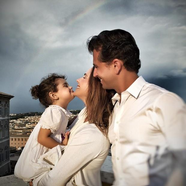 Guilhermina Guinle e família (Foto: Reprodução/Instagram)