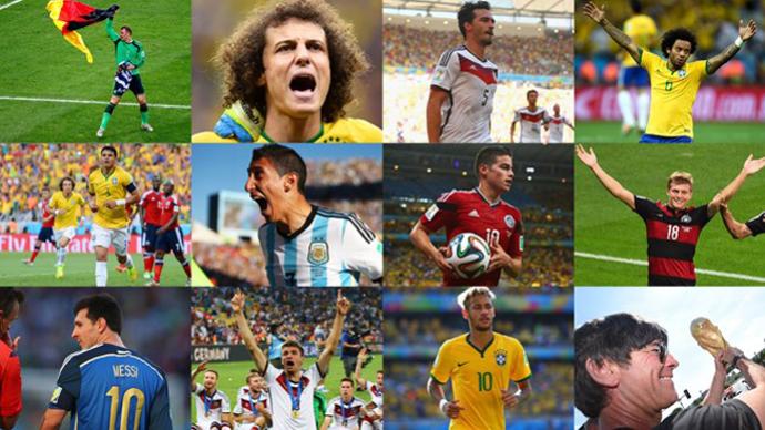 Seleção da copa (Foto: Reprodução / Fifa.com)