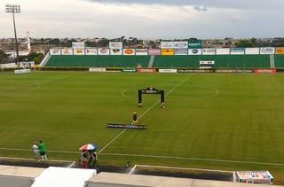 TR Mirassol x Guarani, José Maria de Campos Maia, Série A2 (Foto: Rodrigo Padovani / Guarani FC)