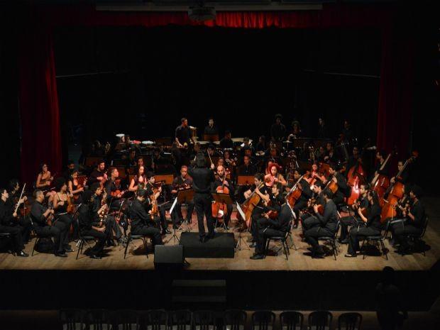 Crianças e adolescentes já podem se inscrever na orquestra juvenil do Neojiba, em Feira de Santana. (Foto: João Raimundo/ Ascom Sedes)