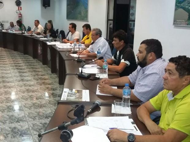 Sessão de julgamento durou um pouco mais de 13 horas (Foto: José Roberto dos Santos/Cedida)
