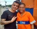 """Após fotos polêmicas, Bernardo some de treino do Ceará: """"Não apareceu"""""""
