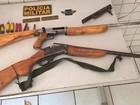 Polícia Militar prende fabricante de armas caseiras no Pará