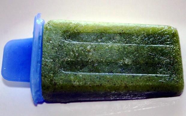 Picol de suco verde - Cinthia Leito (Foto: Divulgao)