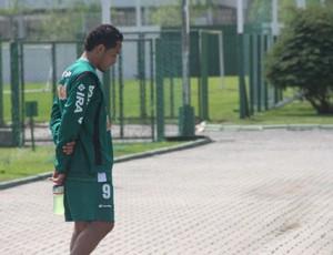 Rafinha, meia do Coritiba (Foto: Gabriel Hamilko / GloboEsporte.com)