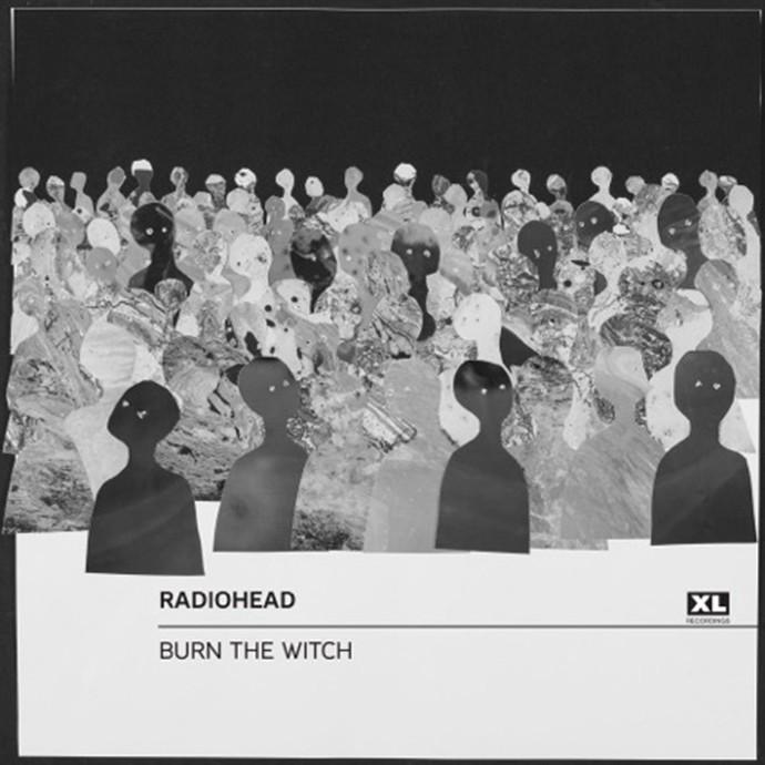 Radiohead acaba de liberar a primeira música de seu novo álbum Burn The Witch (Foto: Divulgação)