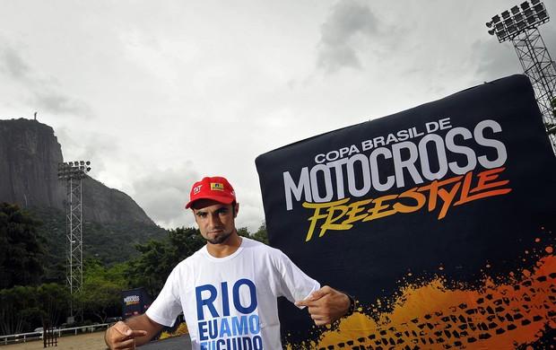 Joaninha motocross (Foto: Fernando Soutello/AGIF)