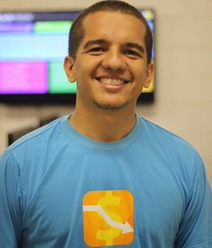 O empreendedor Patrick Nogueira: faturamento de até R$ 6 milhões em 2014 (Foto: Divulgação)