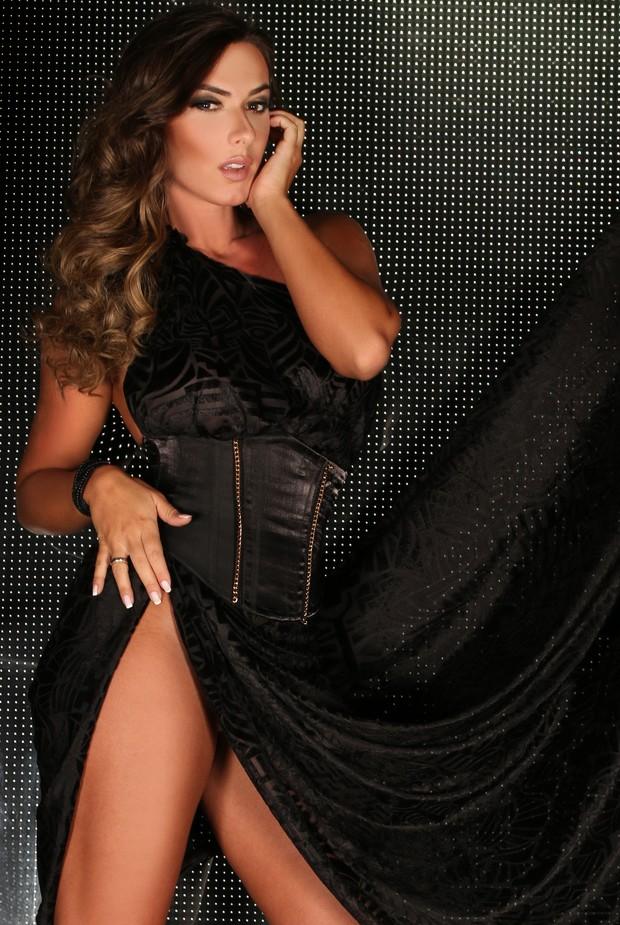 Nicole Bahls (Foto: Helmut Hossmann / Revista Styllus)