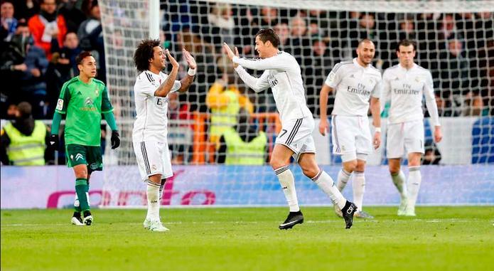 Real Madrid é o time de futebol com mais seguidores no Twitter (Foto: Divulgação/Real Madrid)