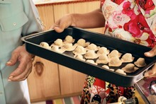 Capeletti integral de abóbora e espinafre: receita da Bela Gil para o Bela Cozinha especial de Natal