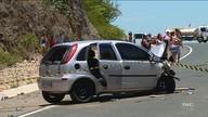 Duas pessoas morrem em rodovia não inaugurada no Sul de SC