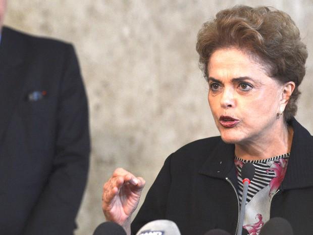 Dilma (Foto: José Cruz/Agência Brasil)