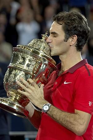 tenis roger federer basileia (Foto: EFE)