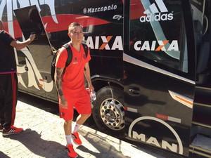 Adryan Flamengo (Foto: Fred Gomes)