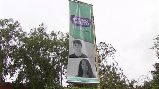 UFPE volta às aulas com campanha de prevenção à violência contra a mulher