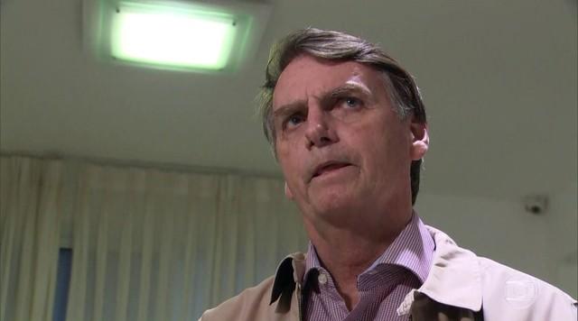 Jair Bolsonaro defende a liberdade de imprensa
