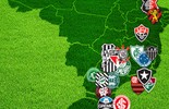 Região Sul perde dupla de Santa Catarina na Série A: Avaí e Joinville (Editoria de Arte)
