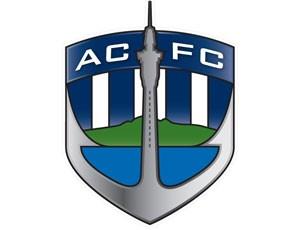 Escudo do Auckland City (Foto: Divulgação)