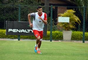 Alan Kardec São Paulo (Foto: Site oficial do São Paulo FC)