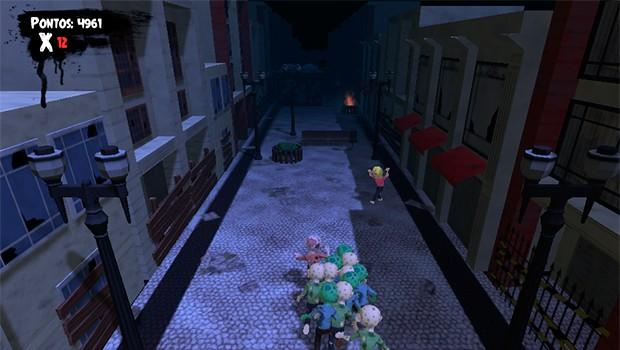 Zumbitiba: Entre no clima da Zombie Walk com o novo game da RPC TV (Arte/ RPC TV)