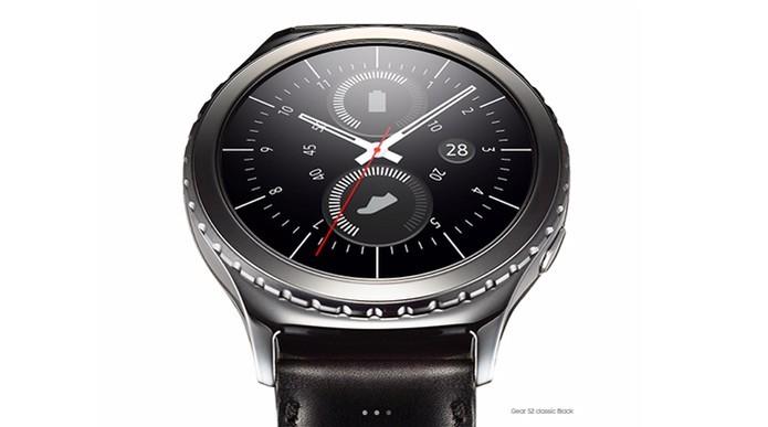 Gear S2 possui preço mais acessível que Apple Watch