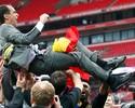 Treinador campeão da FA Cup pede para deixar Wigan. Everton é destino