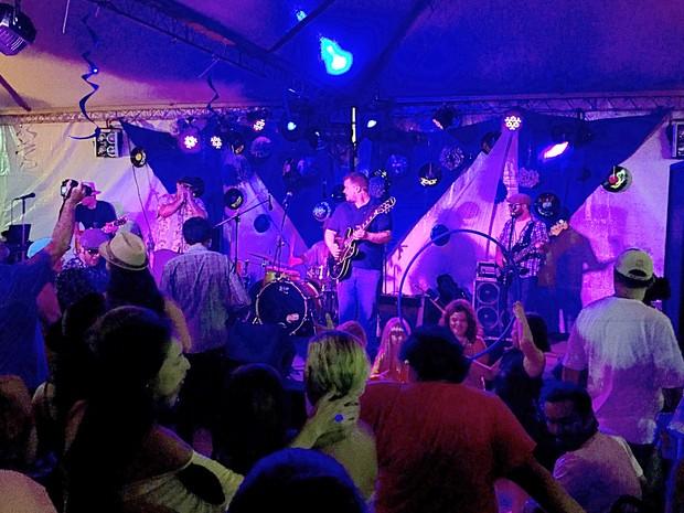 Carnaval Alternativo leva blues para ruas de Poços de Caldas (Foto: Prefeitura de Poços de Caldas/Divulgação)