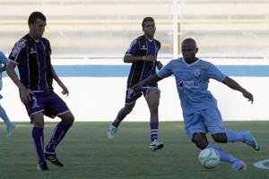 Macaé vence o primeiro jogo-treino antes do retorno da Série C (Foto: Tiago Ferreira)