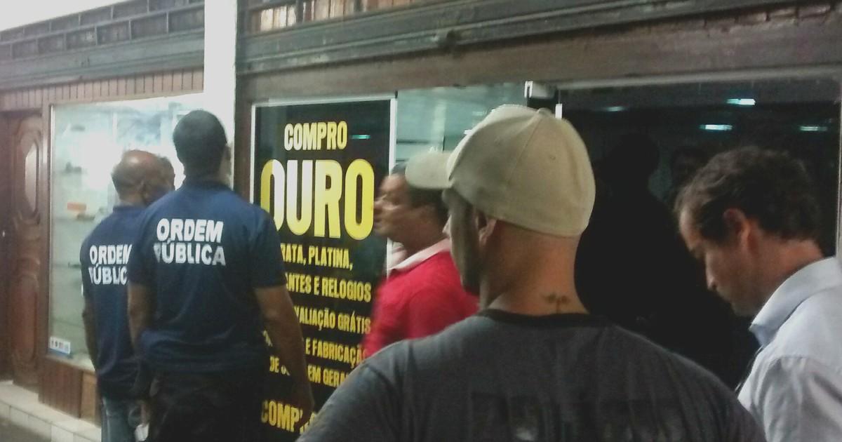 fa0dedac3ba G1 - Onze lojas de compra e venda de ouro são interditadas em Copacabana -  notícias em Rio de Janeiro