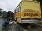 3 pessoas morrem e 3 ficam feridas em dois acidentes na BR-251