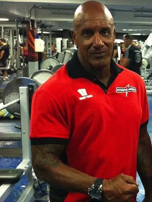 Rogério Camões, preparador físico da X-Gym (Foto: Divulgação)