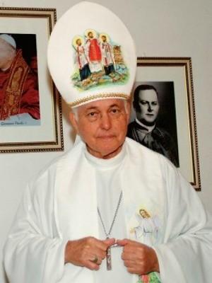 Dom Estanislau Amadeu Kreutz foi bispo emérito de Santo Ângelo durante 31 anos (Foto: Reprodução/Diocese de Santo Ângelo)