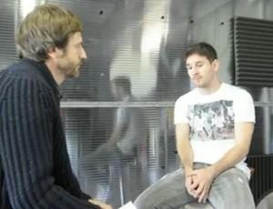 Messi em entrevista ao jornal Mundo Deportivo (Foto: Reprodução)