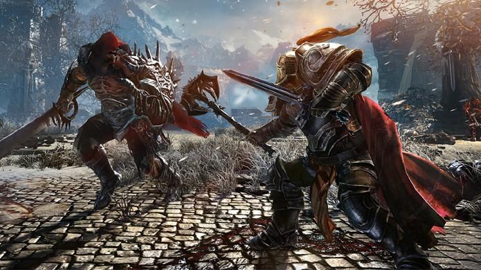 Lords of the Fallen será um dos jogos gratuitos da PS Plus em setembro para PlayStation 4 (Foto: Reprodução/Steam)