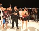 Gasparzinho é nocauteado por Nilson Feijão na luta principal do MMA Rocks