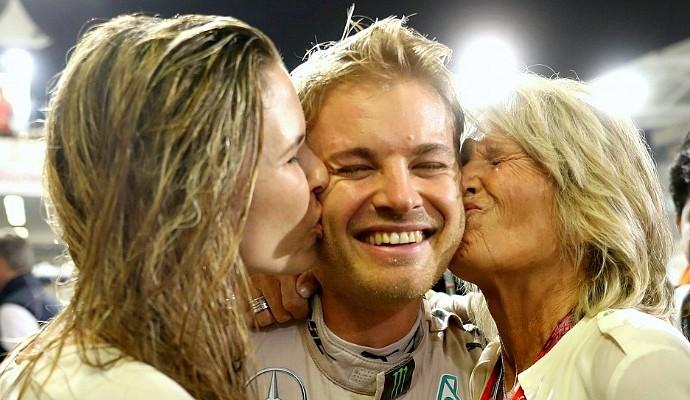 Nico Rosberg, campeão mundial da Fórmula 1 (Foto: Getty Images)