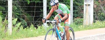 Paraense vence Ciclística  Aguinaldo Archer Pinto 2014 (Isabella Pina)