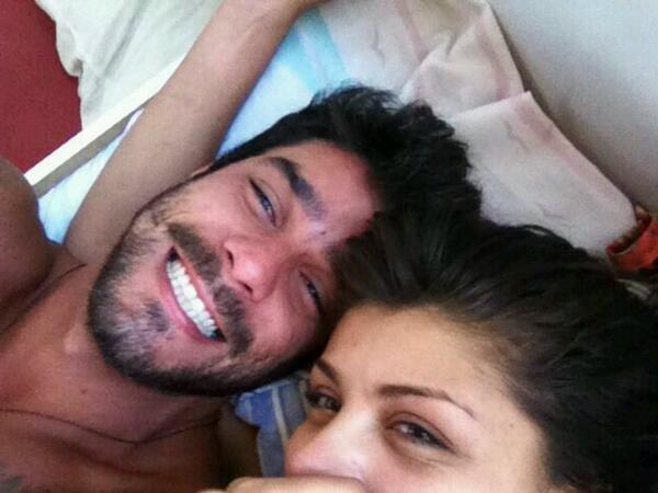 Diego Grossi, ex-bbb e Fran (Foto: Instagram / Reprodução)