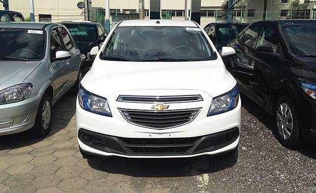 Chevrolet Onix (Foto: Giulia Lanzuolo/ Autoesporte)