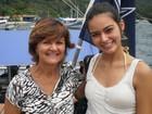 Bailarinas do Faustão compartilham fotos com suas mães; confira!