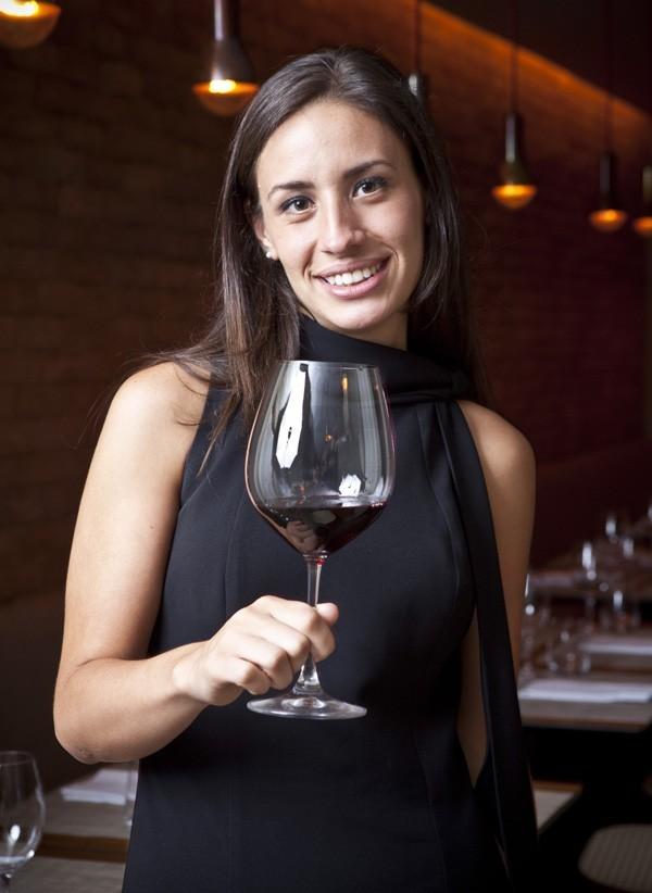 Cecília Aldaz (Foto: Tomás Rangel)