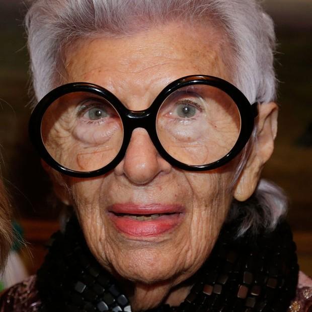 Iris Apfel (Foto: Getty Images)