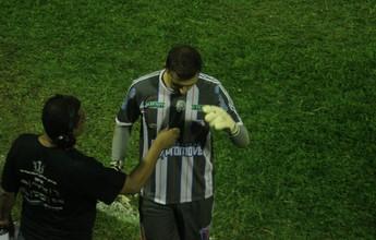 Alexandre Villa deve ser desfalque do Funorte contra o Nacional de Muriaé