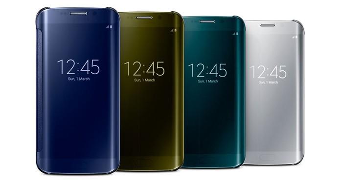 Capa para Galaxy S6 e S6 Edge (Foto: Divulgação/Samsung)