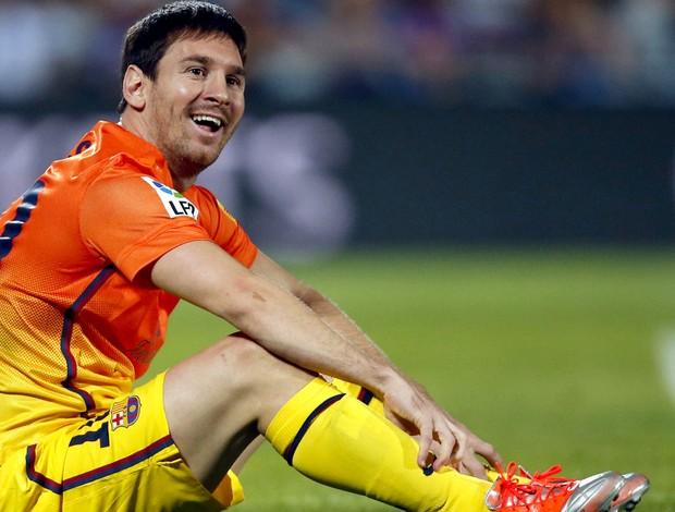 Lionel Messi Barcelona Getafe (Foto: Reuters)