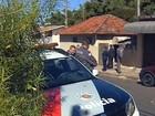Filho é preso em flagrante suspeito de matar a mãe em Botucatu