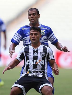Uniclinic x Ceará Campeonato Cearense Arena Castelão (Foto: Thiago Gadelha/Agência Diário)